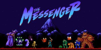 The Messenger - By Sabotage & Devolver